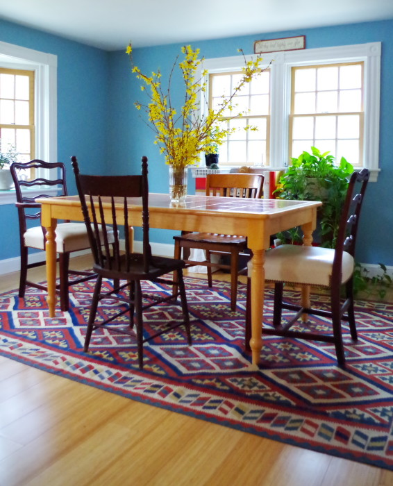 Naomi Home Tour - Dining Room - Plaster & Disaster