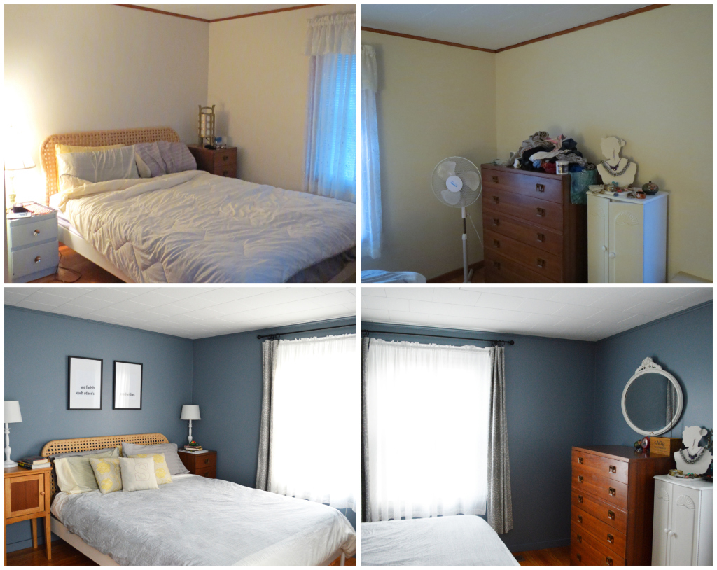 Transform a room in one weekend -- Plaster & Disaster