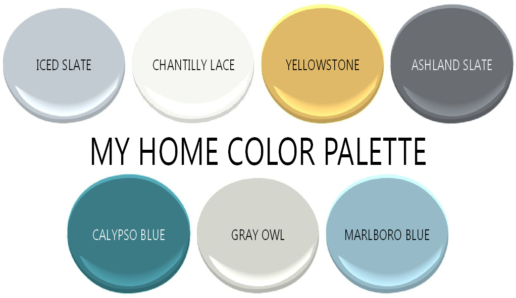 Color Palettes For Home   Design Decoration