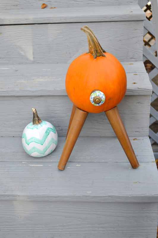 The bloggeriest fall crafts -- Plaster & Disaster