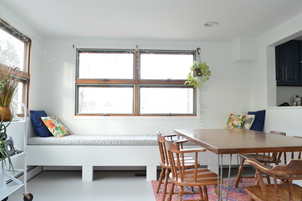 Kitchen and dining room renovation -- Plaster & Disaster