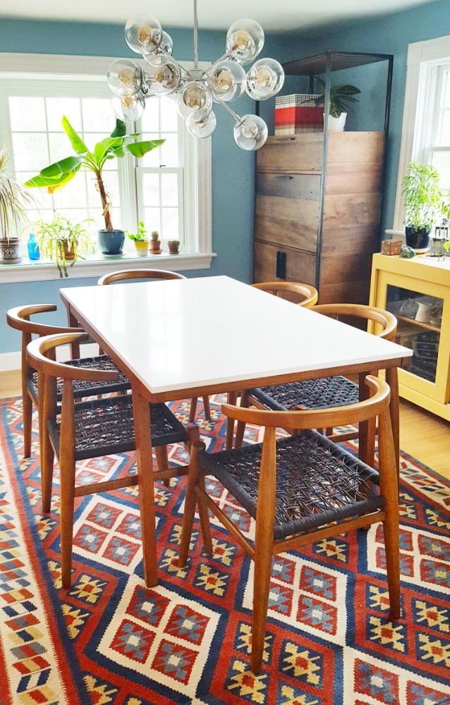 New Dining Room Table - Plaster & Disaster